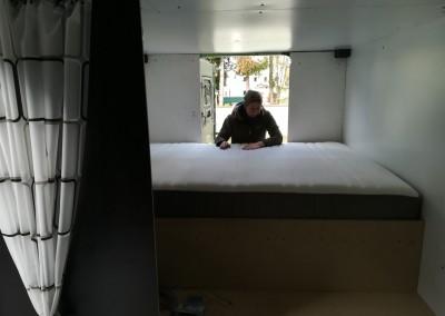 Unser Bett 160x200