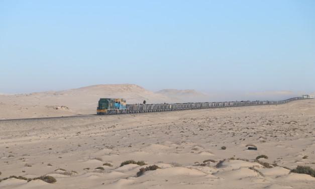 """""""Wer einmal in die Wüste geht…"""